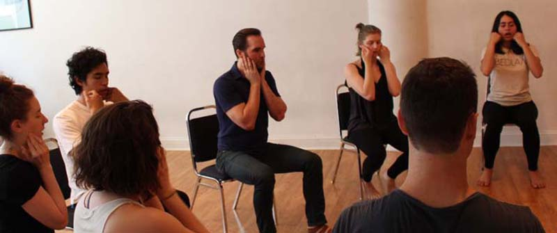 Voice and Speech Class Austin - Meisner Studio Austin 03